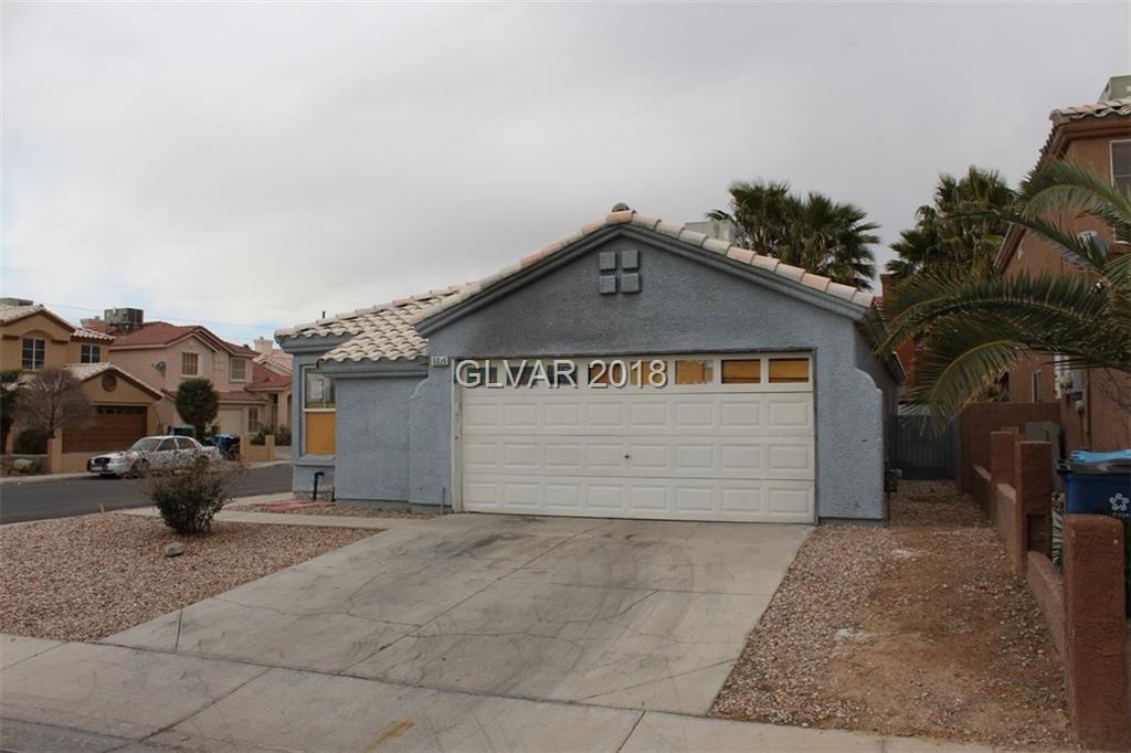 6026 Belladonna Circle Las Vegas NV 89142