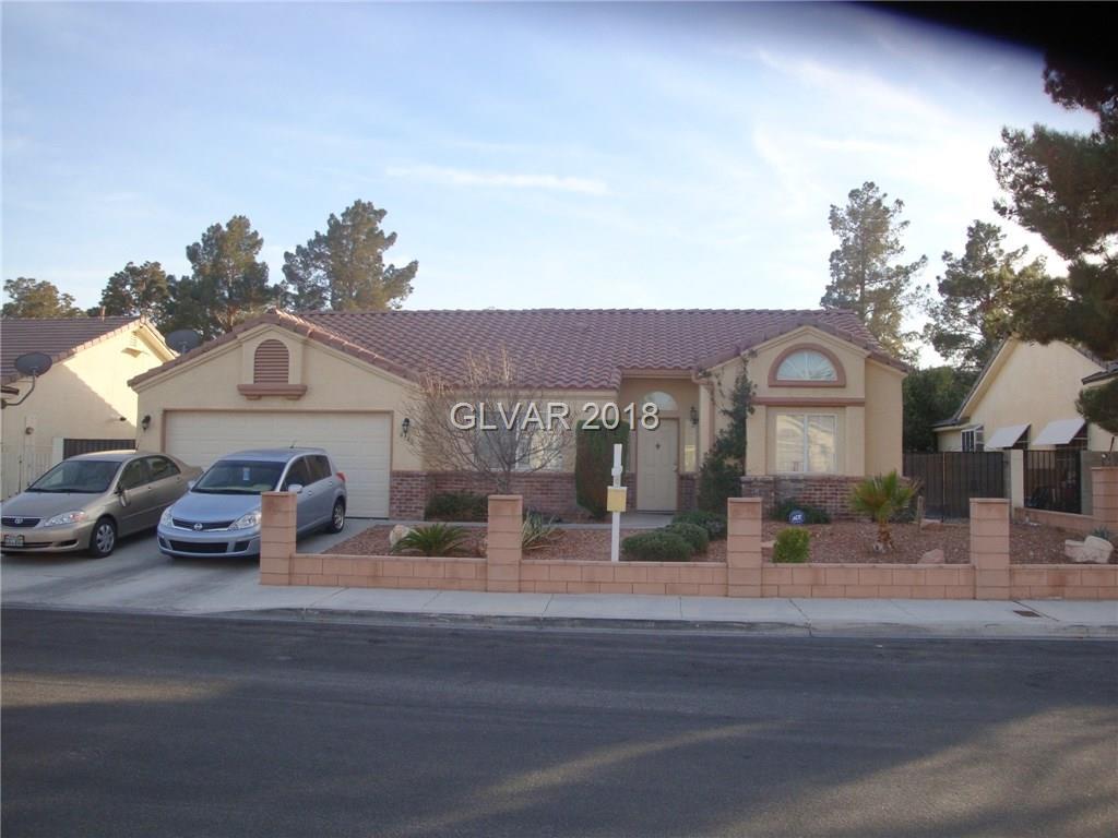 6301 Sierra Pines Court 0 Las Vegas NV 89130