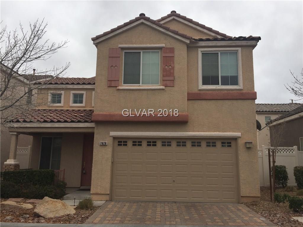 7628 Alexander Hills Street Las Vegas NV 89139