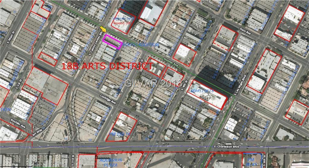 903 Casino Center Boulevard Las Vegas NV 89101
