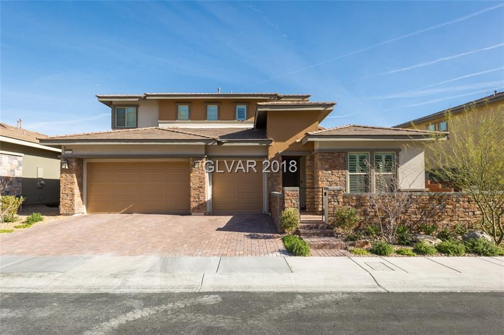 5874 Heaven View Drive Las Vegas NV 89135