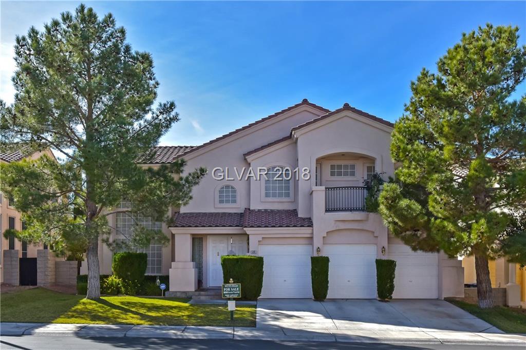 1361 Via Savona Drive Henderson NV 89052