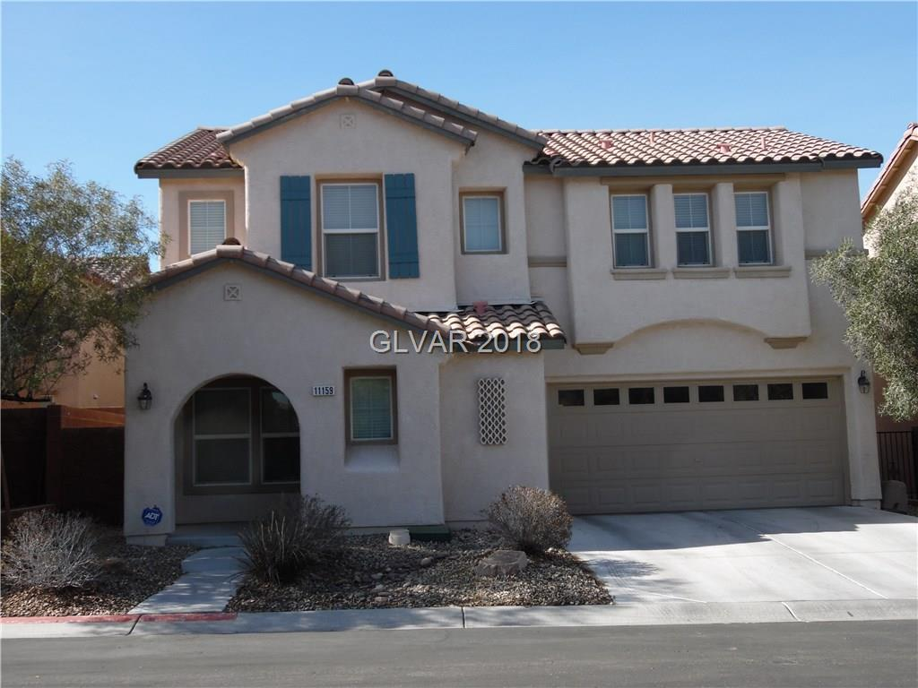 11159 Ranch Valley Street Las Vegas NV 89179
