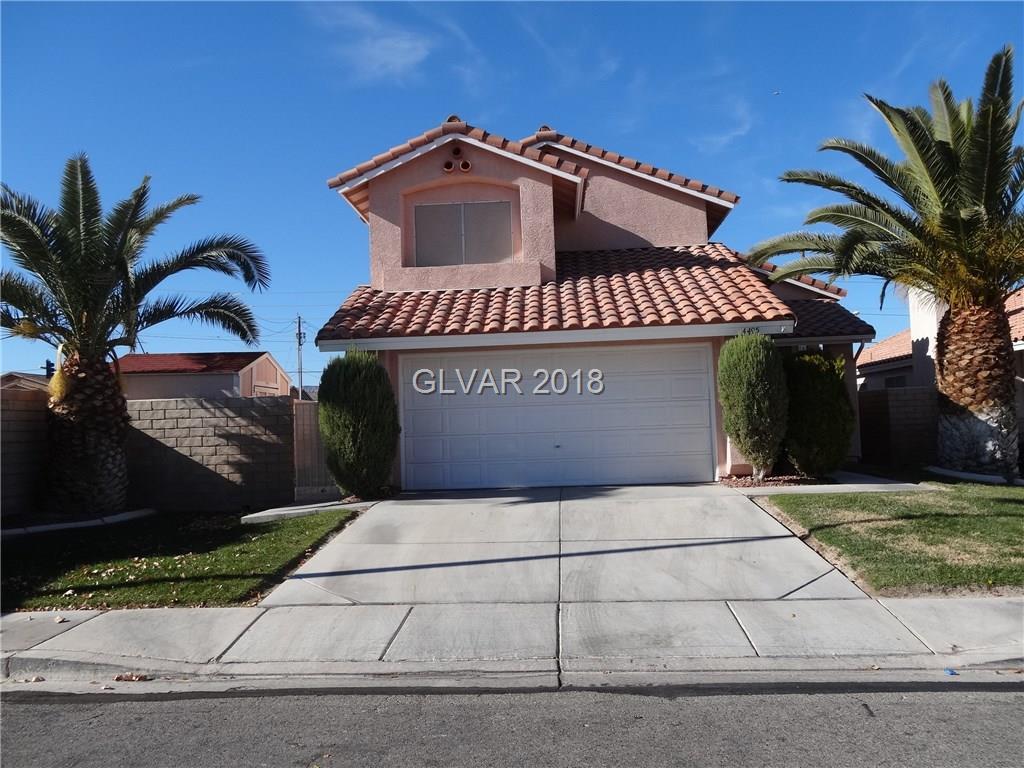 4495 Anatone Drive 0 Las Vegas NV 89147