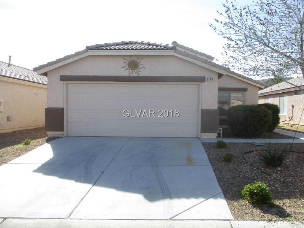 9581 Bighorn Ranch Avenue Las Vegas NV 89148