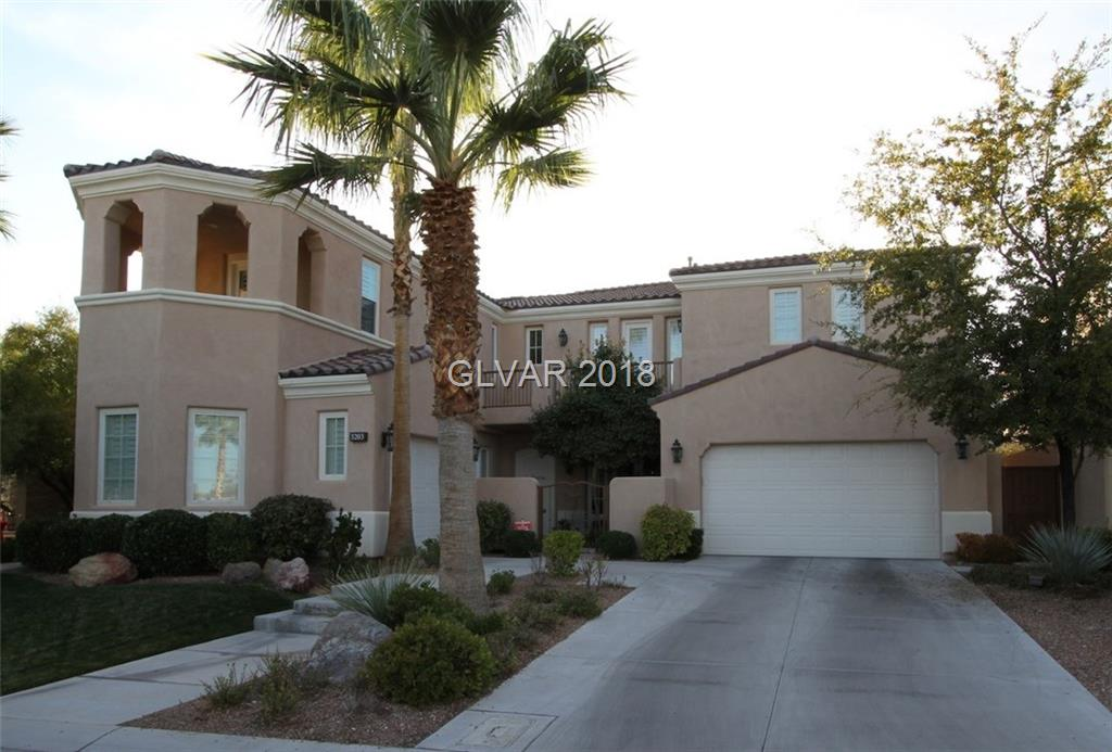 Photo of 3203 Elk Clover Street Las Vegas, NV 89135 MLS 1965945 2