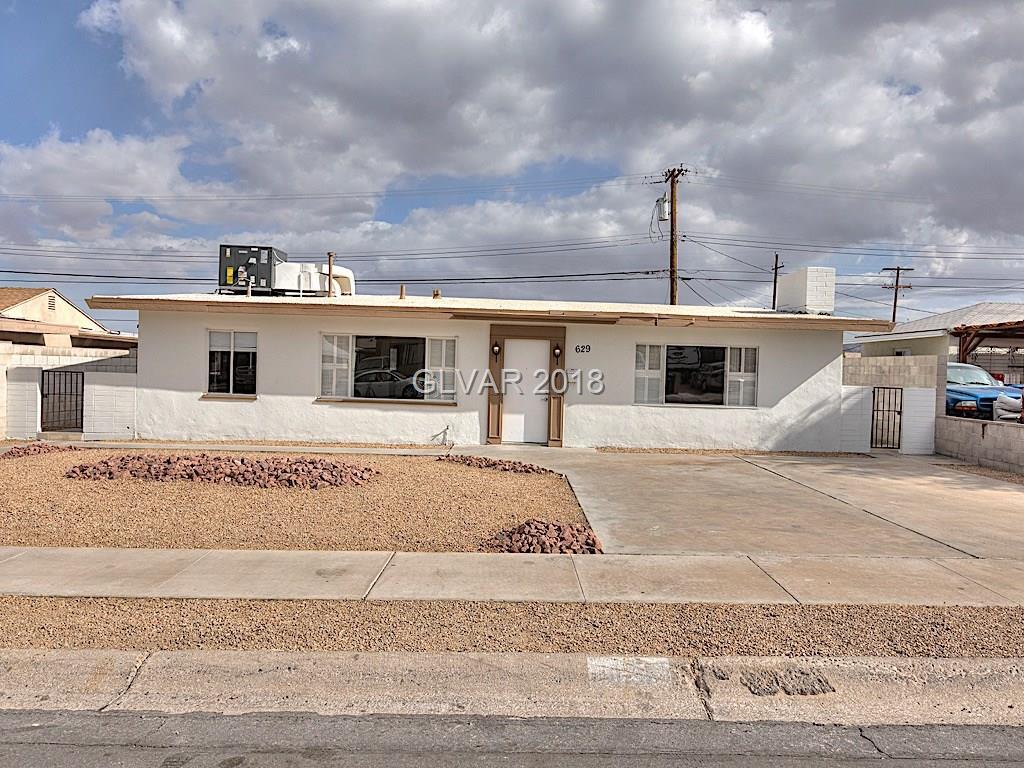629 Burton Street Henderson NV 89015