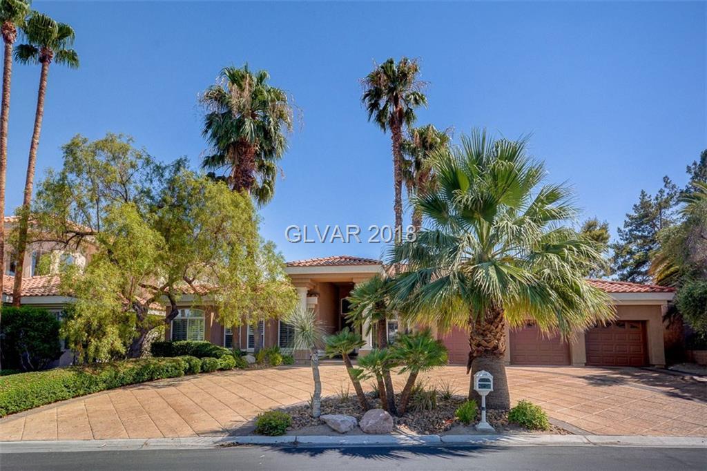 Las Vegas Country Club - 3168 Bel Air Drive