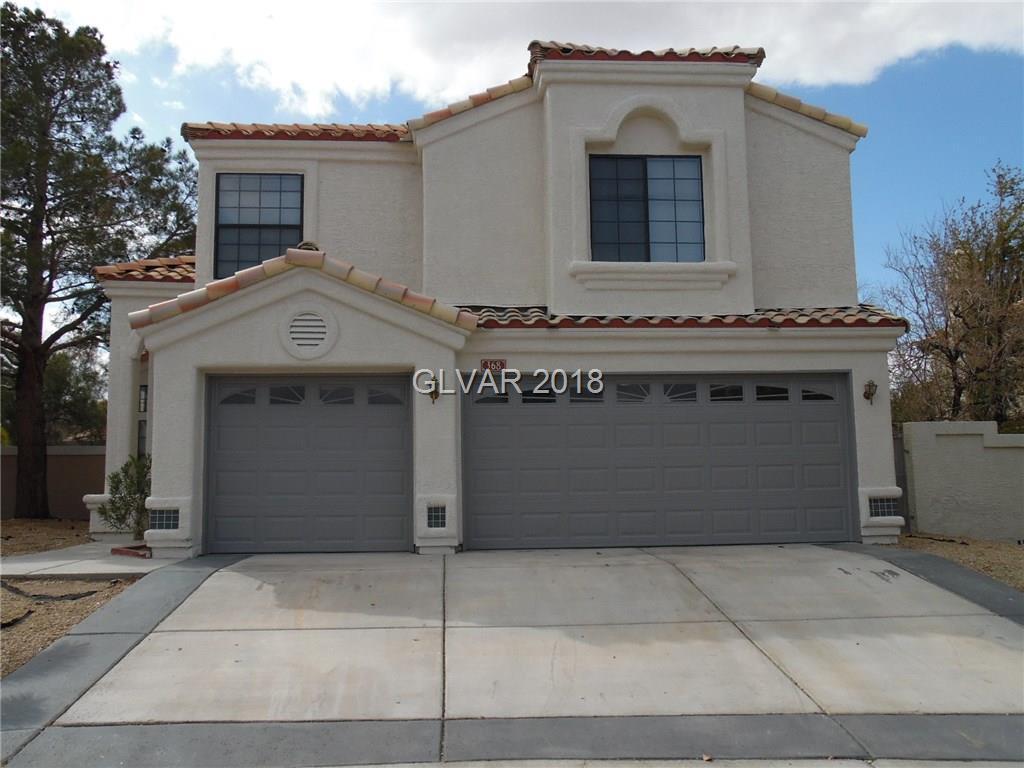 368 Clark Drive Henderson CA 89074