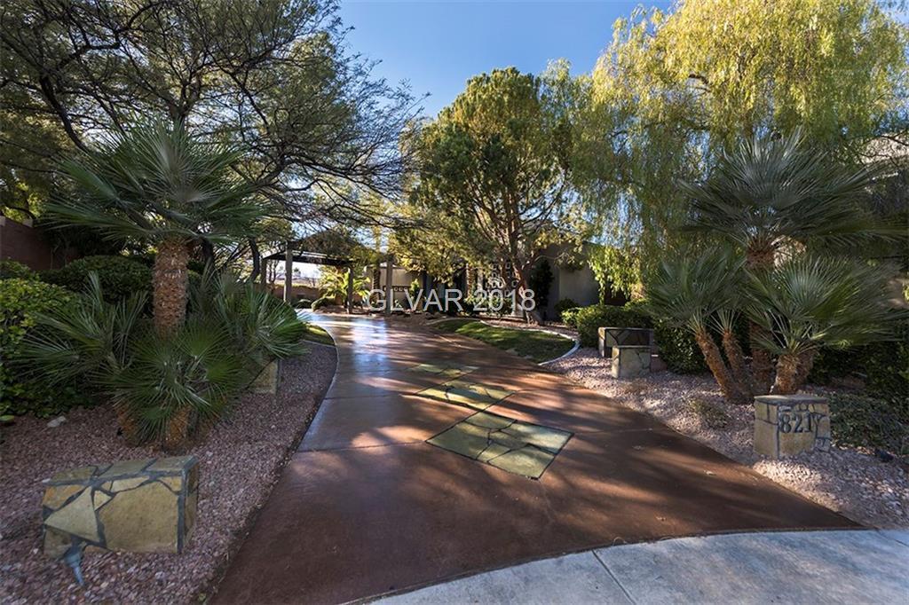 821 Canyon Greens Drive Las Vegas NV 89144