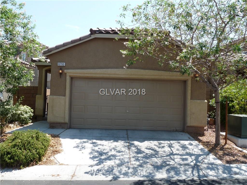 8793 Norton Peak Avenue Las Vegas NV 89148