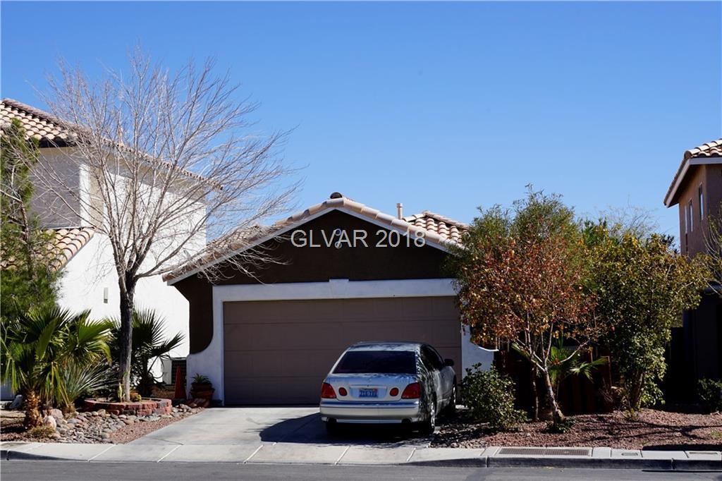 5438 Jacobs Field Street Las Vegas NV 89148