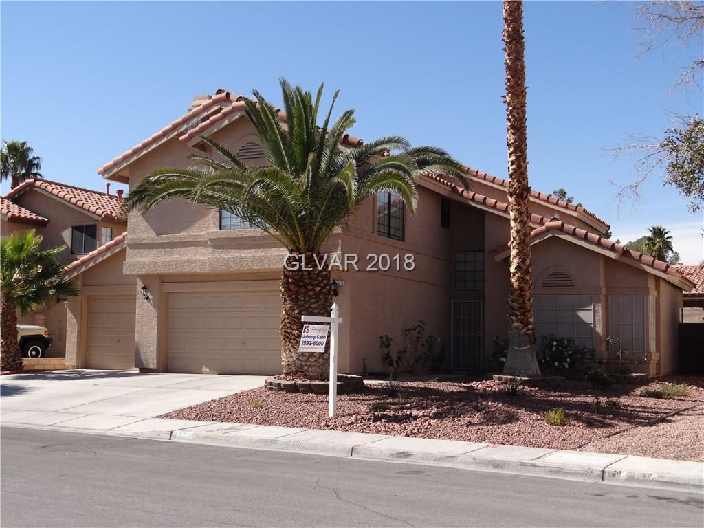 4779 Norfolk Court Las Vegas NV 89147