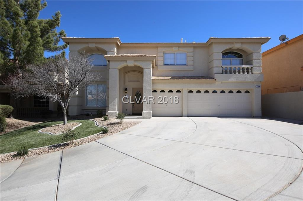 9784 Sunlight Canyon Court Las Vegas NV 89183
