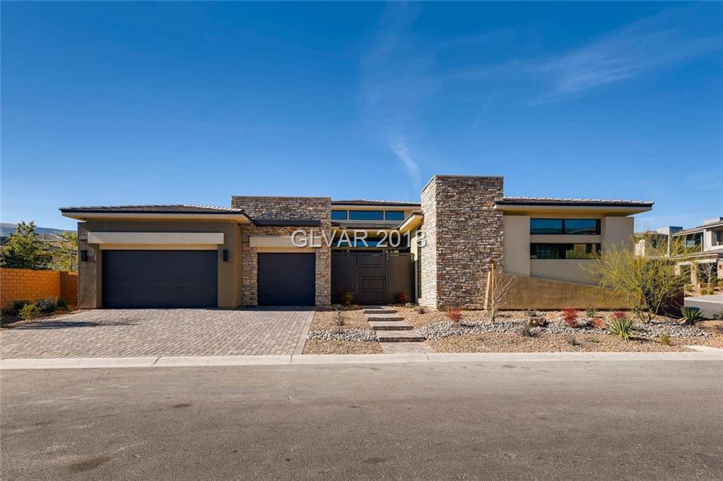4207 Bronze Ridge Street Las Vegas NV 89135