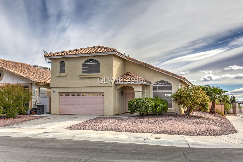 3400 Prairie Meadow Street Las Vegas NV 89129