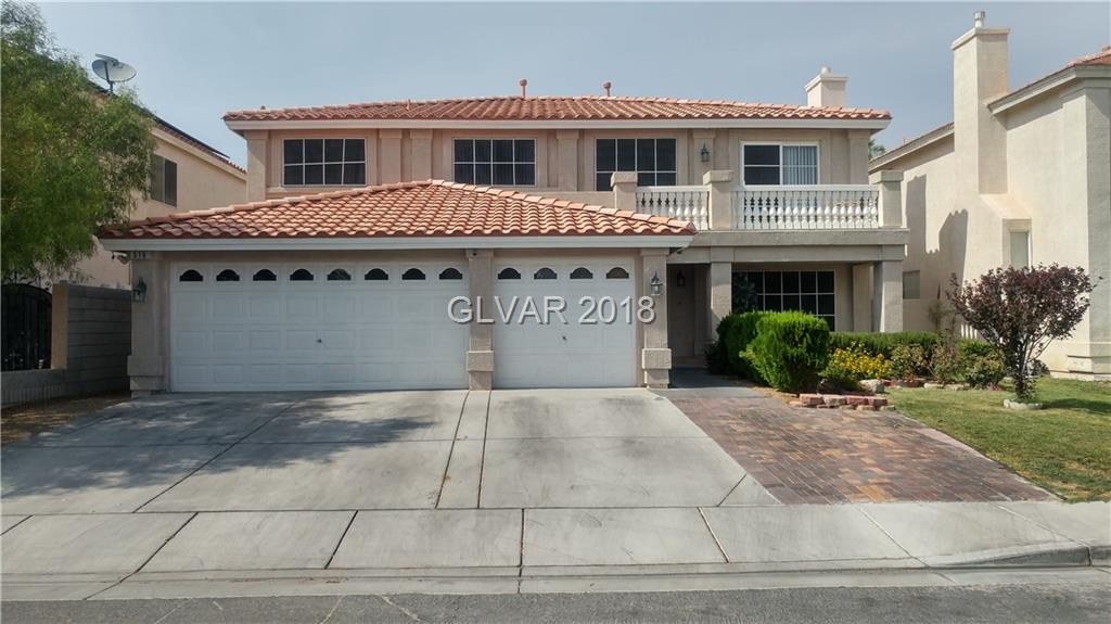 518 Fiddlehead Avenue Las Vegas NV 89183