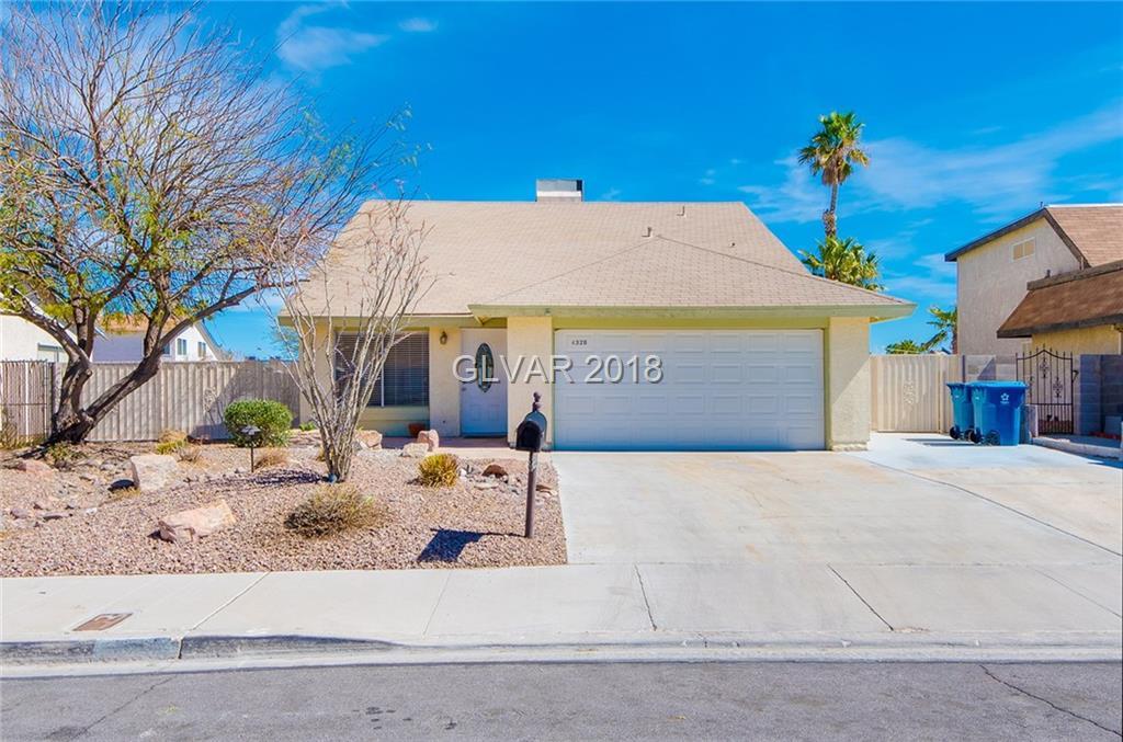 4328 Clover Hill Court Las Vegas NV 89147