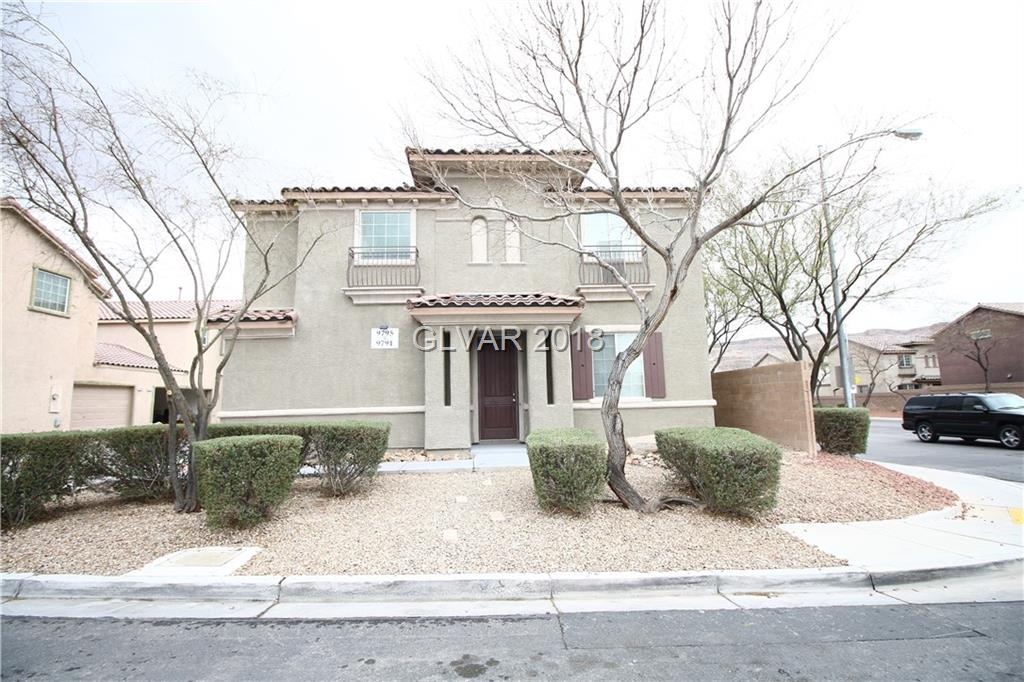 9795 Overlook Ridge Avenue Las Vegas NV 89148