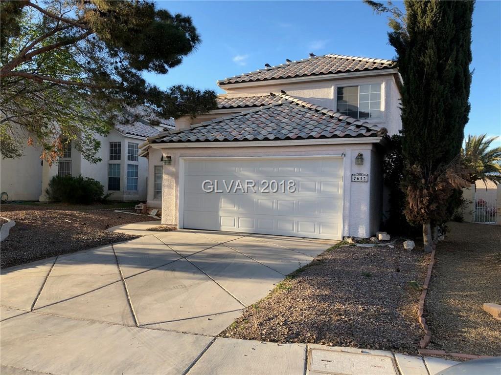 7612 Raven Hills Drive Las Vegas NV 89149
