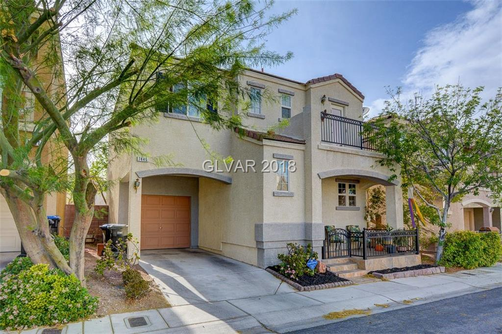 7445 Ringquist Street Las Vegas NV 89148