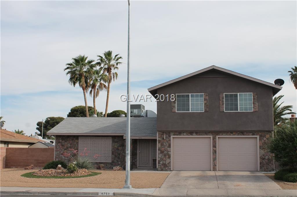 4751 Plata Del Sol Drive Las Vegas NV 89121
