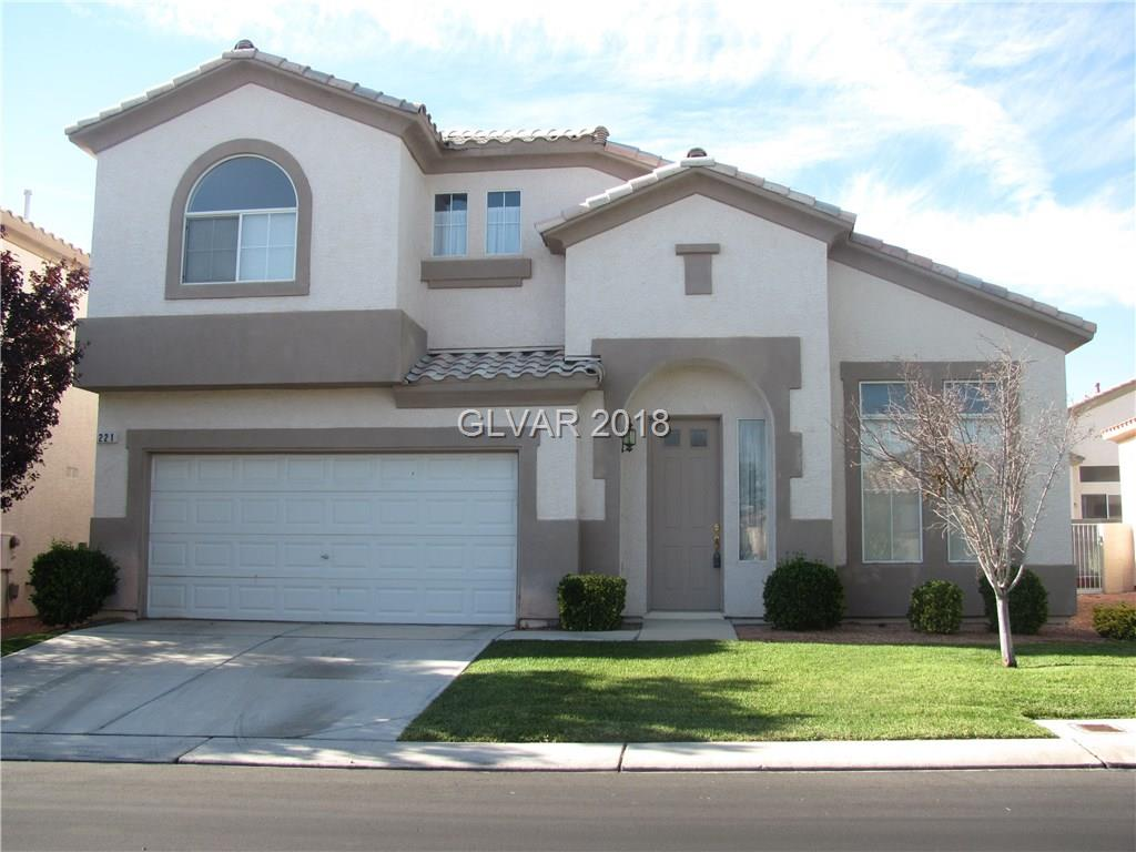 221 Waterton Lakes Avenue 0 Las Vegas NV 89148