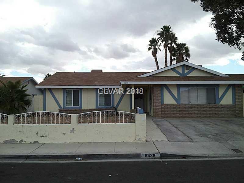 6439 Lori Court Las Vegas NV 89103