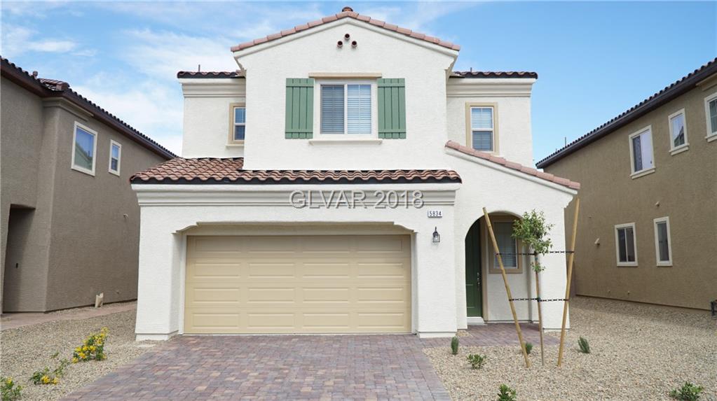 5834 Amber Mesa Street Las Vegas NV 89148