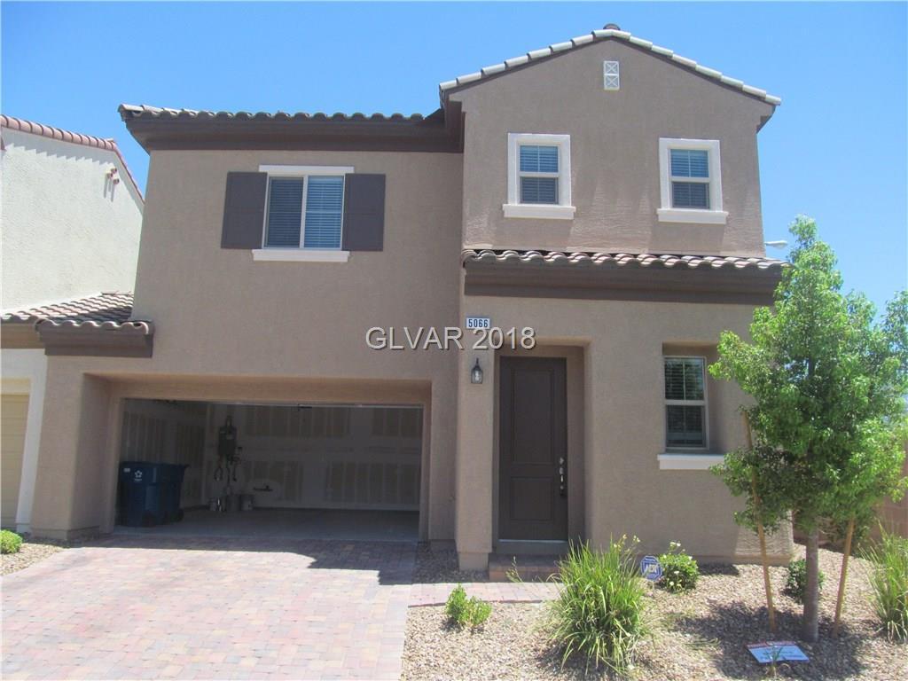5066 Fiery Sky Ridge Street Las Vegas NV 89148