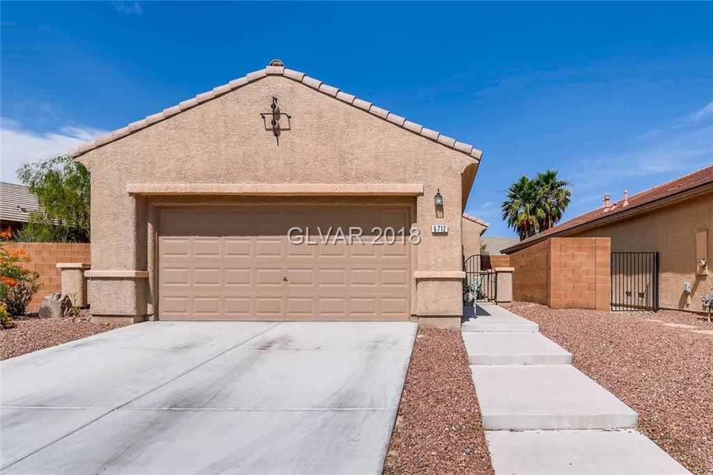 6712 Divers Loons Street North Las Vegas NV 89084
