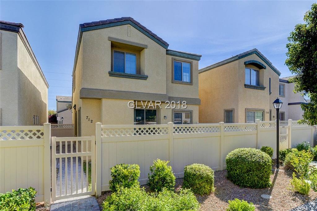 712 Cades Cove Avenue North Las Vegas NV 89084