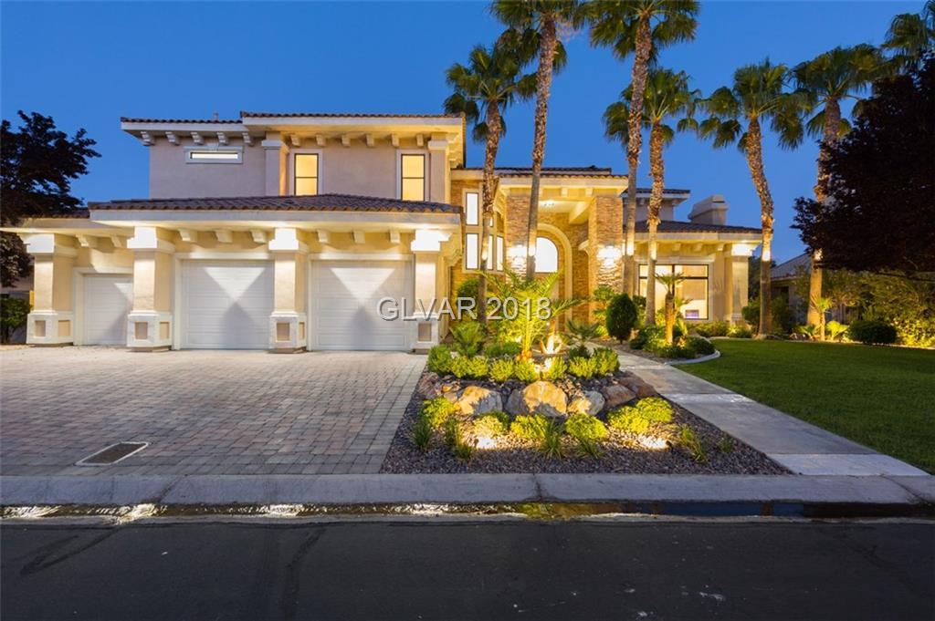 8813 Canyon Springs Drive Las Vegas NV 89117