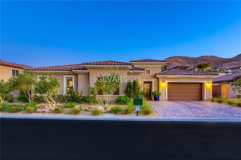 Home for sale in Southern Highlands Las Vegas Florida
