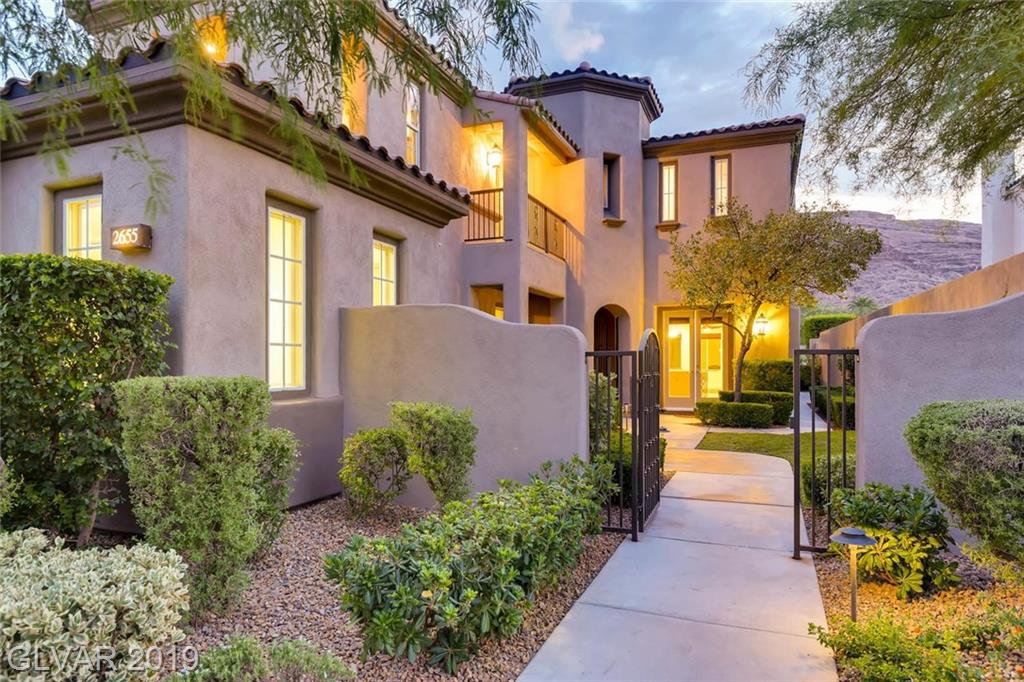 Home for sale in Red Rock Country Club Las Vegas Florida