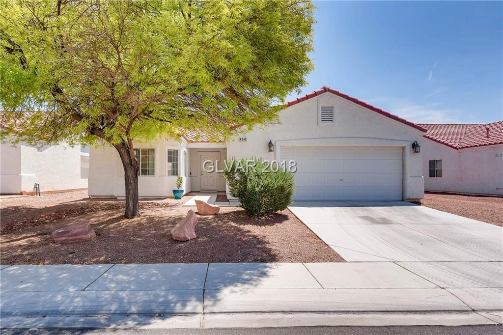 4640 Painted Hills Street North Las Vegas NV 89031