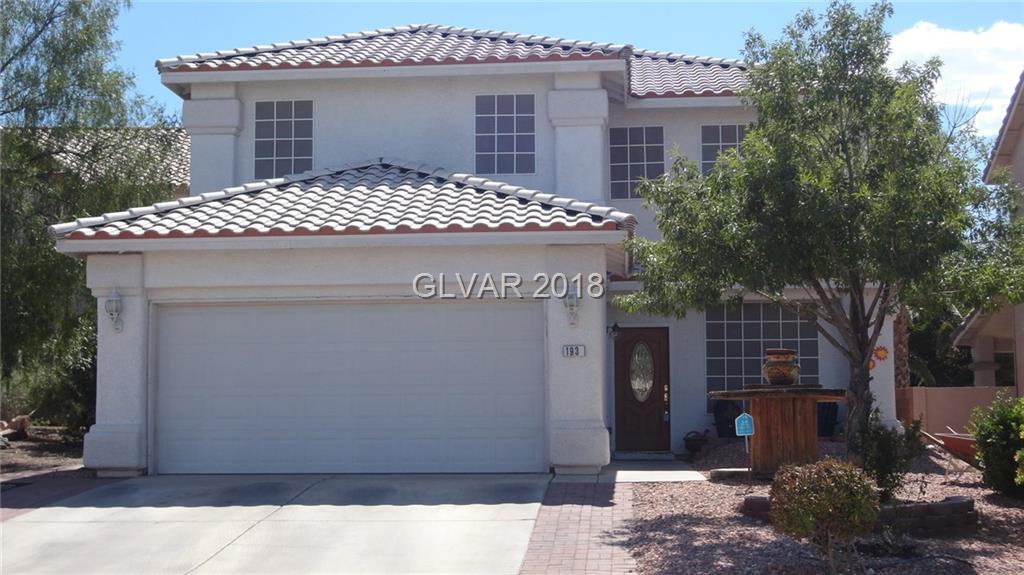 193 Verde Ridge Court Henderson NV 89012