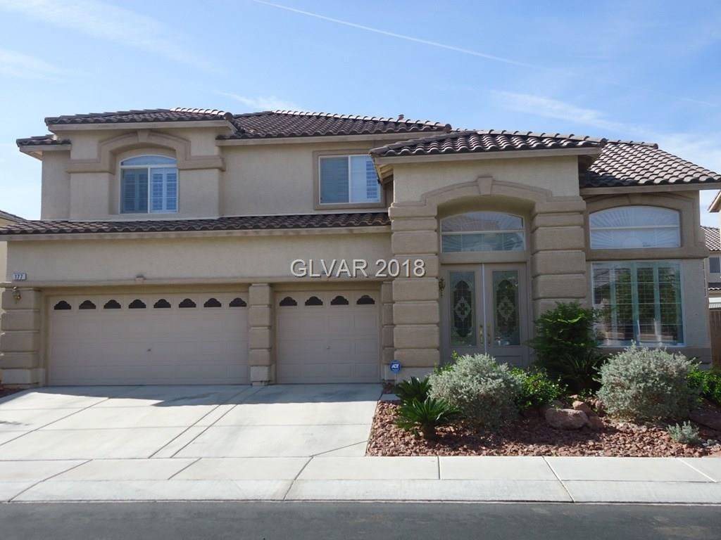 177 Tad Moore Avenue 0 Las Vegas NV 89148