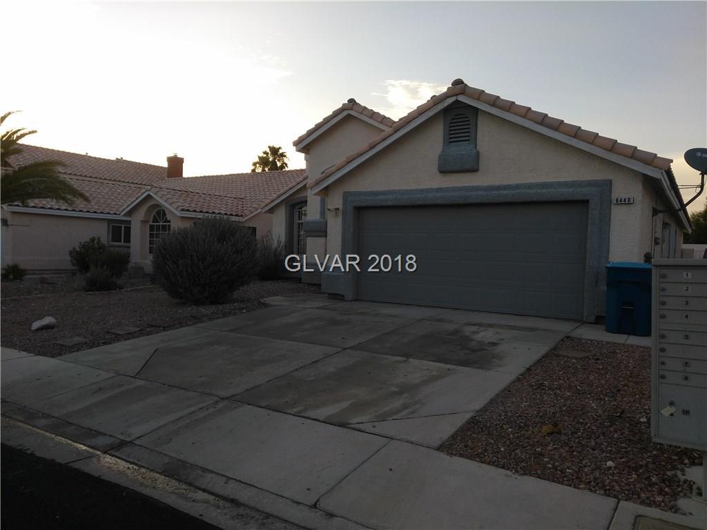 6440 Lone Peak Way Las Vegas NV 89156