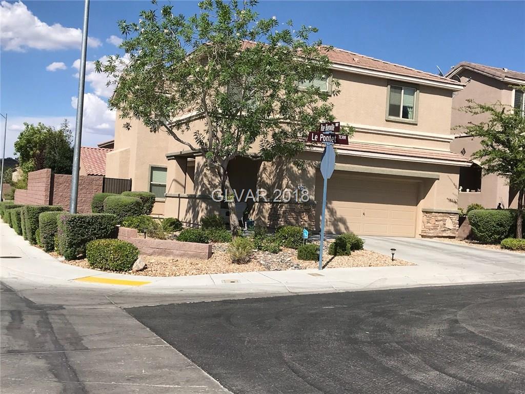 2604 Le Pontet Terrace Henderson NV 89044