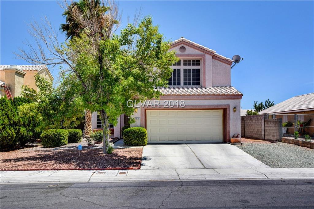 4626 Spruce Oak Drive North Las Vegas NV 89031