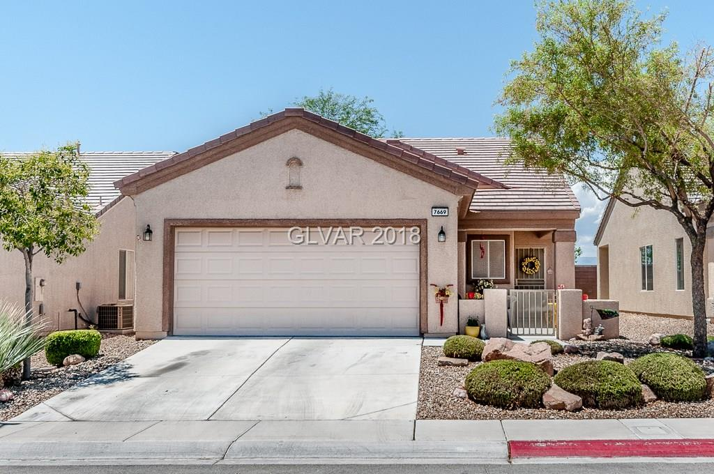 7669 Lily Trotter Street North Las Vegas NV 89084
