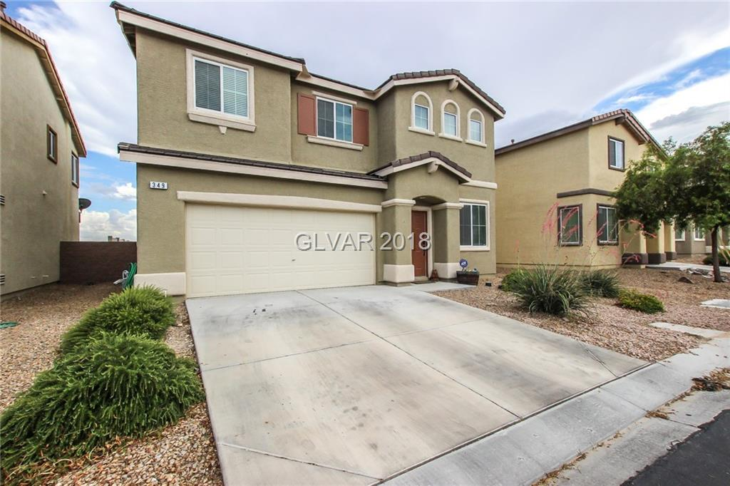 349 Prairie Moon Avenue North Las Vegas NV 89084