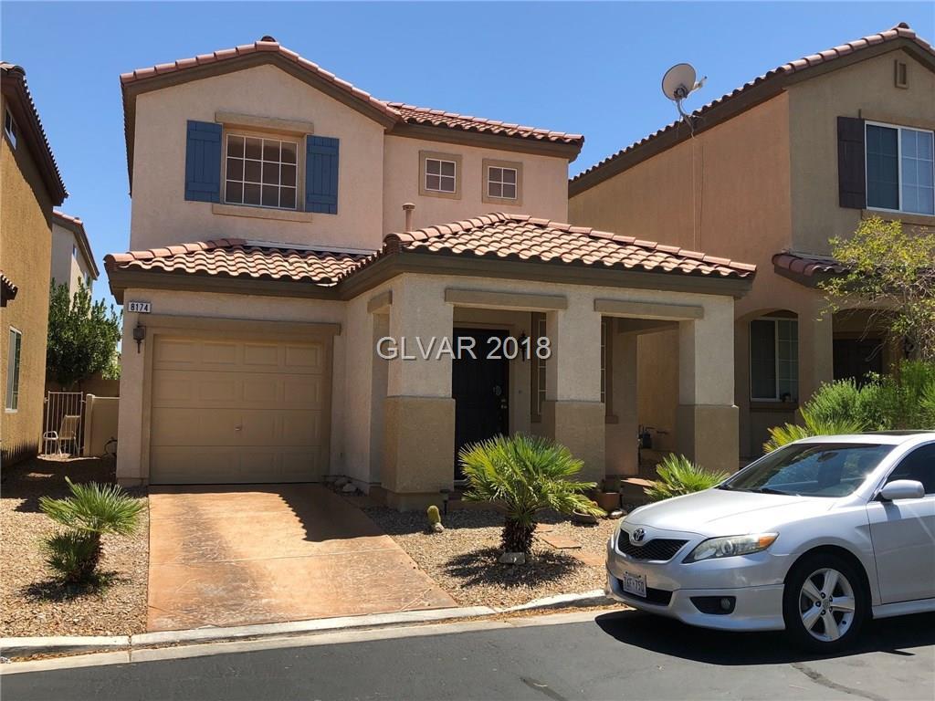 8174 Amy Springs Street Las Vegas NV 89113