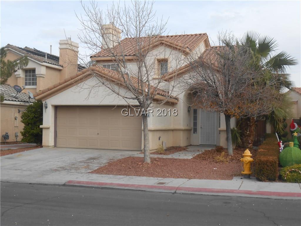 1308 Calle Montery Street Las Vegas NV 89117