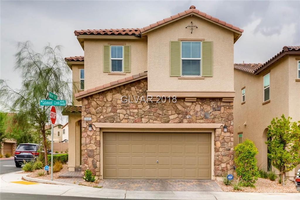 3665 Catamount Creek Avenue Las Vegas NV 89141
