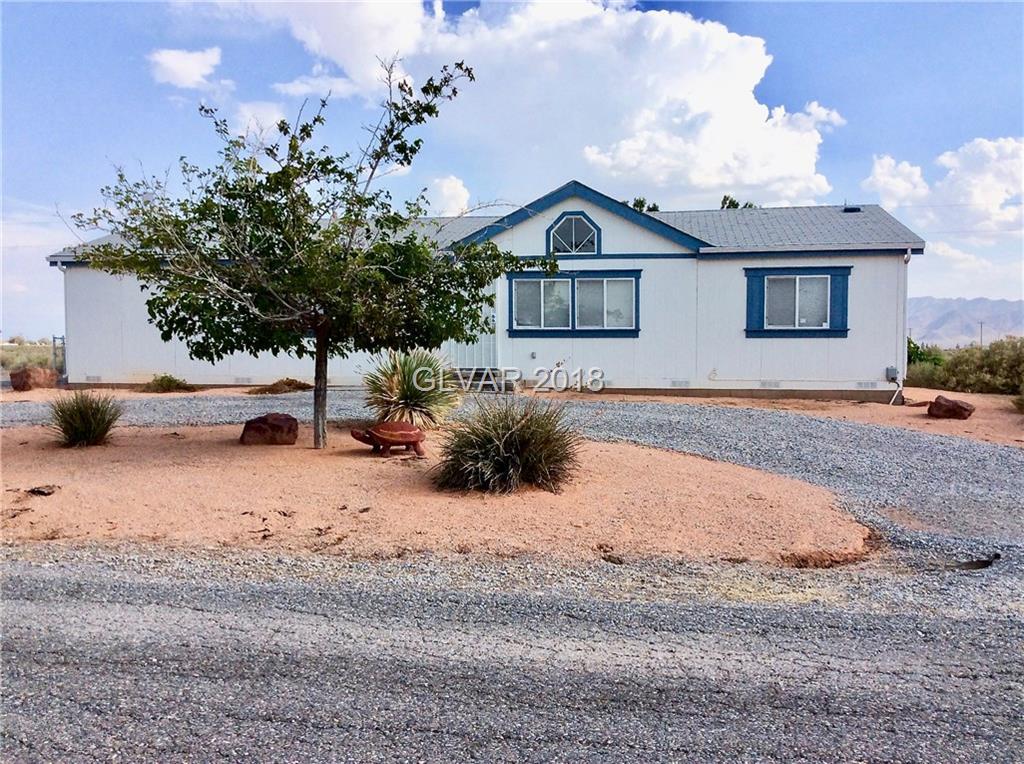 2931 West Rio Rancho Pahrump NV 89048