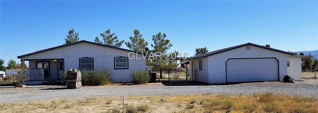 3661 East Navajo Boulevard Pahrump NV 89061