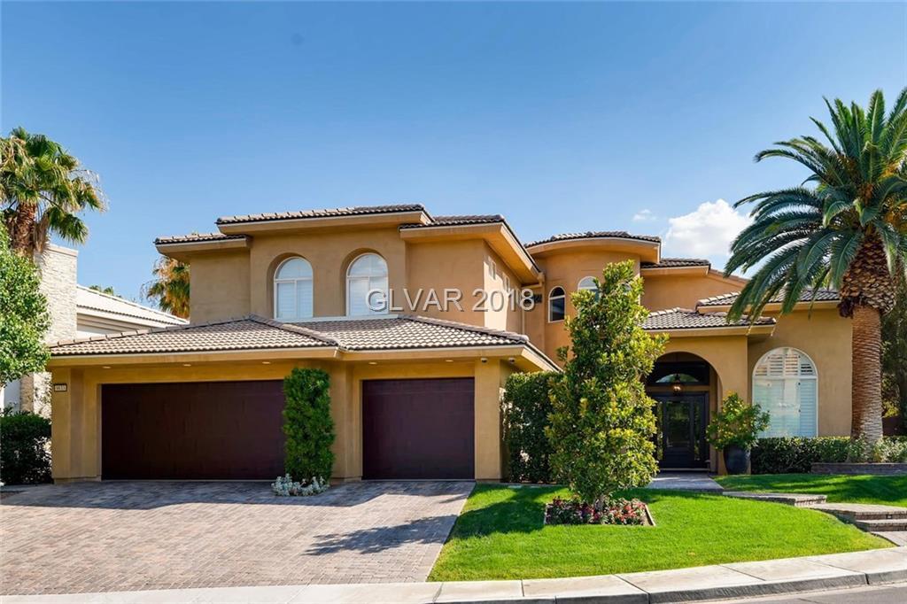 9833 Ridge Rock Court Las Vegas NV 89134