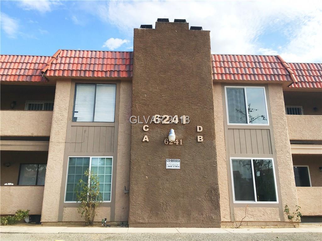 6241 Bellota Drive C Las Vegas NV 89108